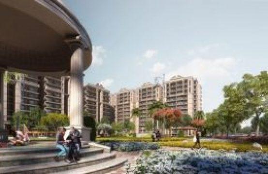 A premium residential development in Zirakpur